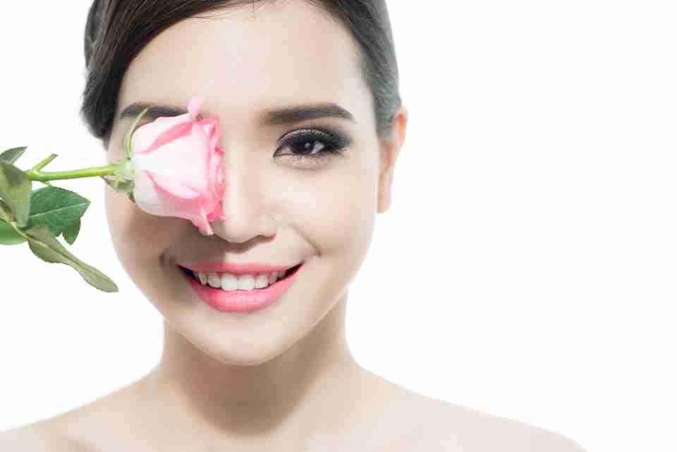 Lash Extensions Makeup