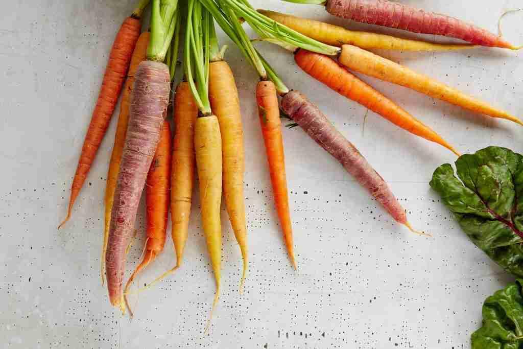 carrots nutritional benefits
