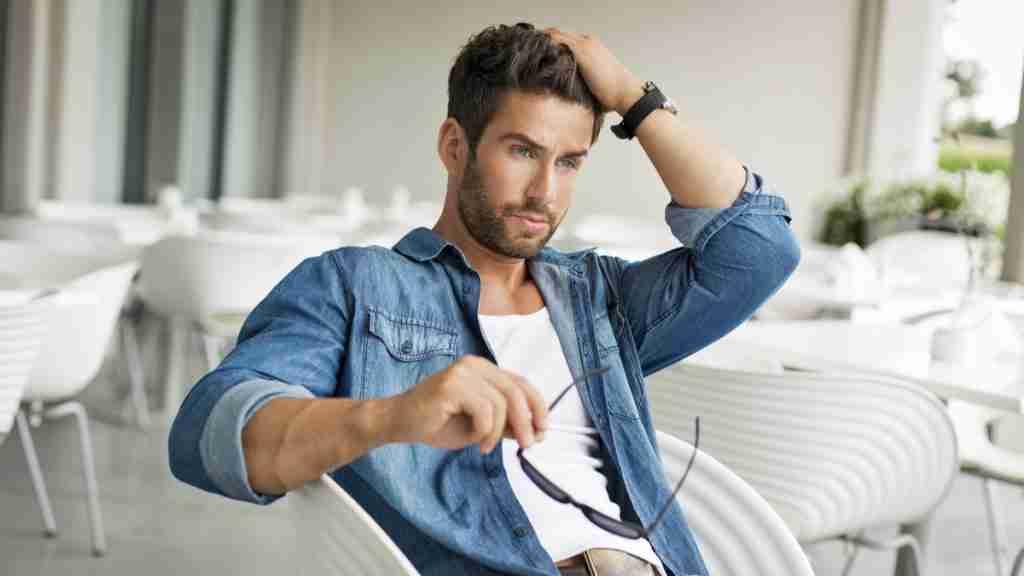 Medium Length Classic Hairstyle