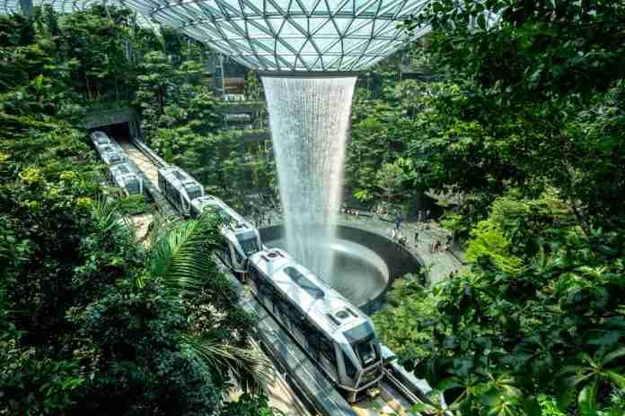 Jewel Changi Airport – Changi | magazine.vaniday.com