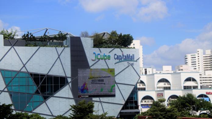JCube Jurong East | magazine.vaniday.com