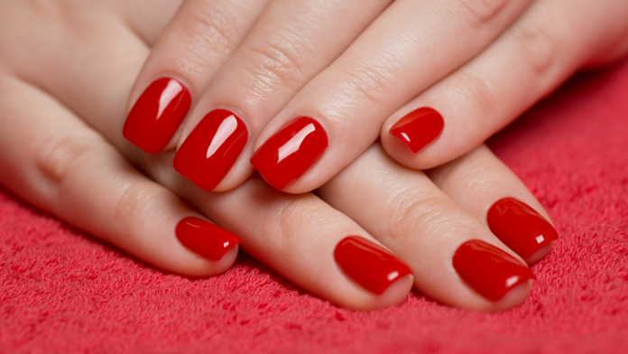Get Inspired This Ox-piscious New Year With These 8 Chinese New Year Nail Designs | Vaniday | magazine.vaniday.com